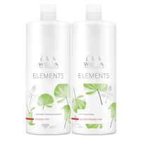 Elements Shampoo & Conditioner Liter Duo