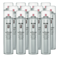 W8Less Strong Hairspray 55% VOC - 12 count