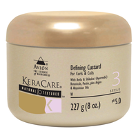 KeraCare Natural Textures Defining Custard