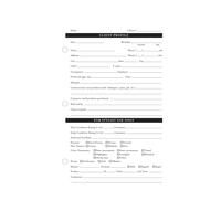 Stylist Client Profile Cards