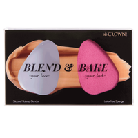 CrownPro - Blend and Bake Silicone & Blender Duo