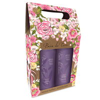 Jojoba Oil & Exotic Orchid Glossing Liter Duo