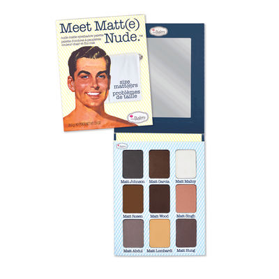 Meet Matt(e) Nude® Eyeshadow Palette