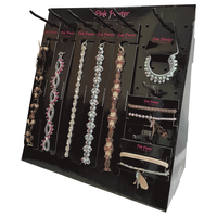 BOHO - Pink Pewter Accessories Assorted - 25 piece display