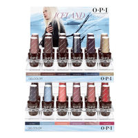GelColor - Iceland Collection  24 count display