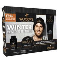 Beard Grooming Kit with free Beanie