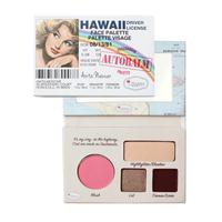 Autobalm Hawaii Palette