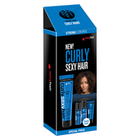 Curly Sexy Strong Control