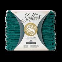 Softees Microfiber Towel Evergreen