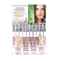 Pure Illumination Hydrating Lipgloss - 9 count display