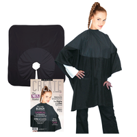 50/50 All Purpose Cape - Black