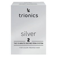 Silver Perm Formula For Tinted Hair