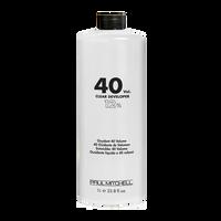 40 Volume Clear Developer- The Color
