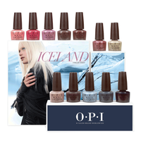 Iceland Collection Edition A - OPI Lacquer