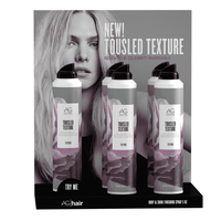 Tousled Texture 5 count display