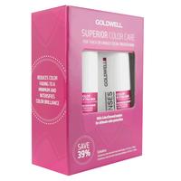 Dualsenses Color Xtra Rich Shampoo & Conditioner