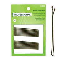 Brown Jumbo Roller Pins