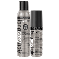 Long Sexy Blow-Out Defense Spray with Leave-In Detangler