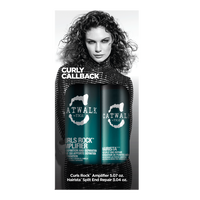Catwalk Curly Callback