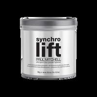 The Blonding System - SynchroLift Blue Powder Lightener
