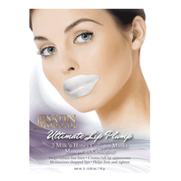 Ultimate Lip Plump Collagen Mask - 3 count