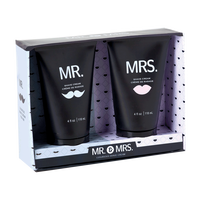 Probella Mr and Mrs Luxurious Shave Cream Set - Ooh La La