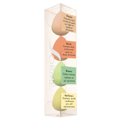 Mini Corrector Balm Blenders Set of 4