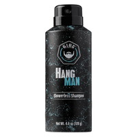 Hang Man Showerless Shampoo