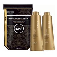 K-Pak Shampoo & Conditioner Liter Duo