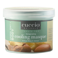 Artisan Shea & Vetiver Cooling Masque
