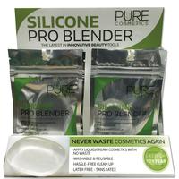 Silicone Make-up Sponge - 10 piece display