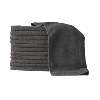 Royale Deluxe Dark Grey Towel