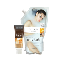 Cuccio Milk Bath with Milk & Honey Butter Blend