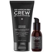 Shaving Skincare Shave Oil & Gel Duo