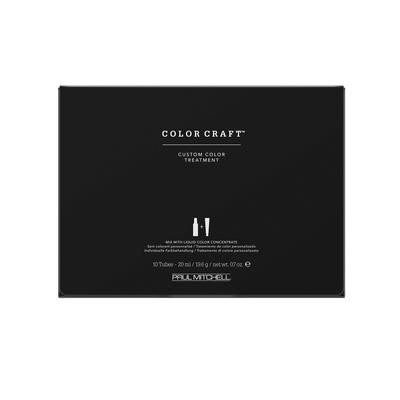 Color Craft - Custom Color Treatment Backbar - 10 count