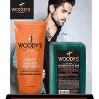 Just4Play Hair & Body with Moisturizing Body Bar