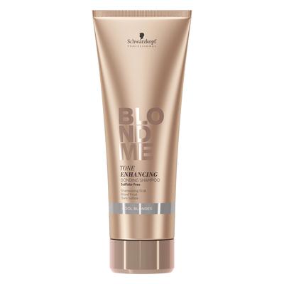 BlondMe - Tone Enhancing Bonding Shampoo - Cool Blonde