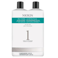 System 1 Cleanser & Scalp Therapy Liter Duo