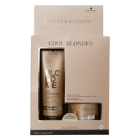 BlondMe - Bond With Me Shampoo & Mask for Cool Blondes