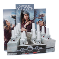 Gelish Sweetheart Squadron - 12 piece counter display