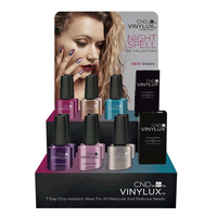 Vinylux - Night Spell Collection - 14 count display