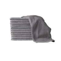 Royale Deluxe Light Gray Towel