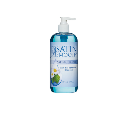 Satin Cleanser Skin Preparation Cleanser