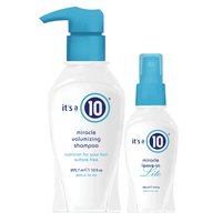 Miracle Volumizing Shampoo with Leave-In Lite