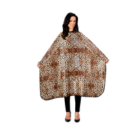 Betty Dain Leopard Chemical Cape