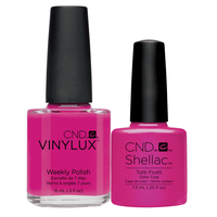 Fingers and Toes Tutti Frutti Vinylux and Shellac Duo