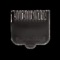 Attachment Comb Black #1  1/8 inch