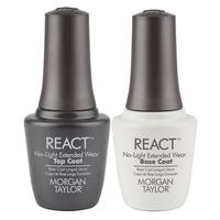 React Top and Base Coat