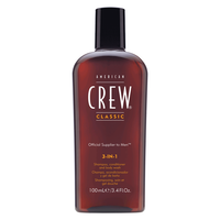 3-in-1 Shampoo, Conditioner & Body Wash
