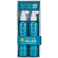 Sea Salt Texturizing Spray Duo